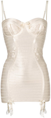Angela contour dress
