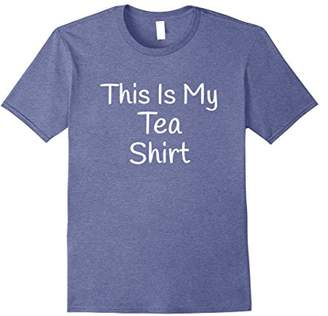 This Is My Tea Shirt - Funny Drinking Tea T-Shirt