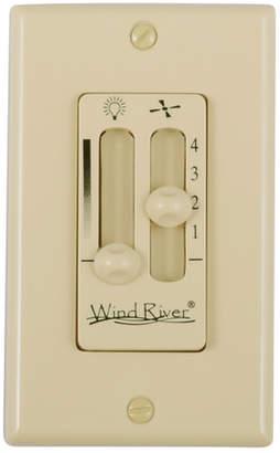 WindRiver Wind River Dual Fan Light Wall Control
