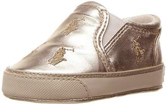 Ralph Lauren Girls' Bal Harbour Repeat Sneaker