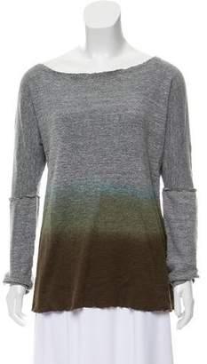 Yigal Azrouel Long Sleeve Knit Sweater