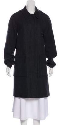 See by Chloe Wool Knee-Length Coat