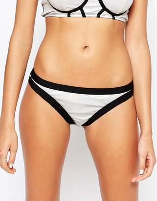 Bikini Lab Hollogram Skimpy Bikini Bottoms