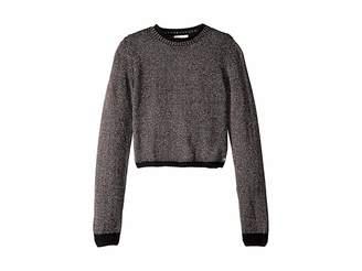 Maddie by Maddie Ziegler Mock Neck Sweater (Big Kids)