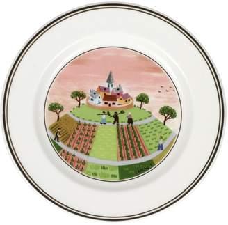 Villeroy & Boch Design Naif Porcelain Dessert Plate