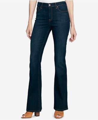 Jessica Simpson Juniors' Adored High-Rise Flare Jeans