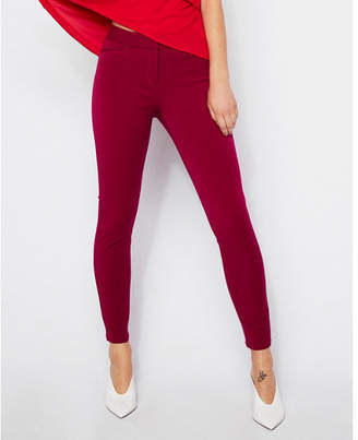 Express mid rise performance stretch ankle leggings