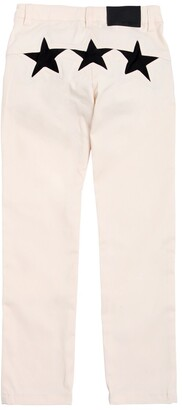 Givenchy Stretch Peached Cotton Pants