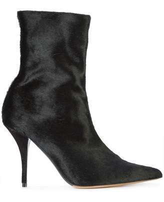 Tabitha Simmons pointed ankle boots