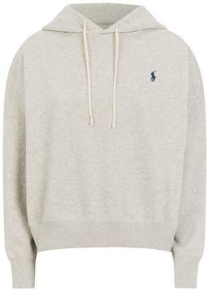 fdaa425428aad Ralph Lauren Fleece Hoodie - ShopStyle UK