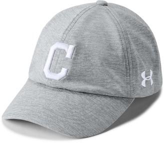 9e0e9deab31 ... Under Armour Women s Cleveland Indians Renegade Twist Cap