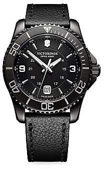 Victorinox Men's Maverick Oval Stainless Steel Watch
