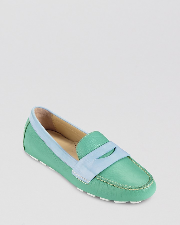 Cole Haan Driving Moccasin Flats - Air Sadie