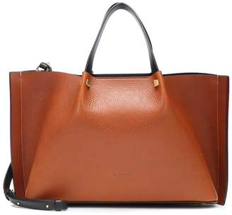 Valentino VLOGO Escape Medium leather shopper