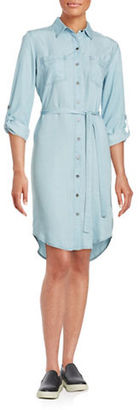 Lord & Taylor Chambray Shirtdress $120 thestylecure.com
