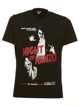 Kenzo Movie Posters T-shirt