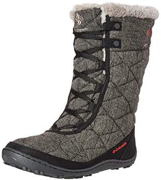 Columbia Women's Minx Mid II Omni-Heat Wool Snow Boot $83.87 thestylecure.com