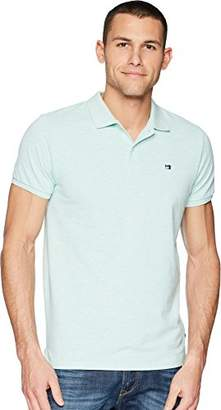 Scotch & Soda Men's Classic Clean Pique Polo
