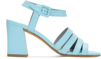 Maryam Nassir Zadeh Blue Palma High Sandals