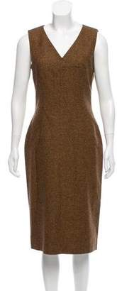 Etro Sleeveless Sheath Dress