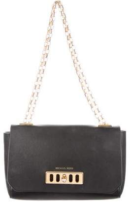 Michael Kors Small Leather Flap Bag