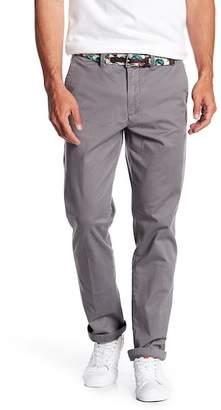 """English Laundry Woven Flat Front Chino Pants - 30-34\"""" Inseam"""