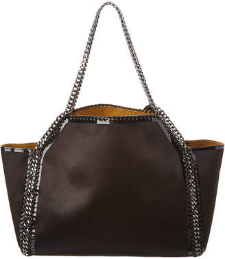 Stella McCartney Falabella Satin Oversized Tote