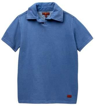 7 For All Mankind Johnny Collar Polo (Big Boys)