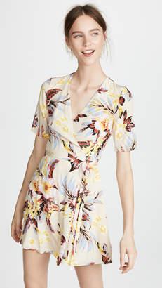 Diane von Furstenberg New Savilla Wrap Dress