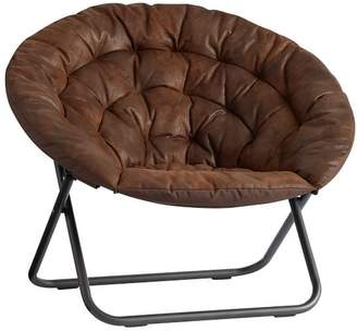Pottery Barn Teen Tobacco Trailblazer Hang-A-Round Chair