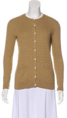 Ralph Lauren Sport Tonal Knit Cardigan