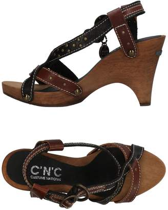 CNC Costume National Sandals
