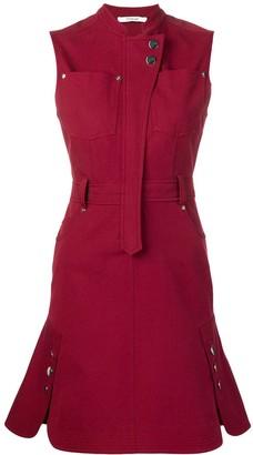 Derek Lam 10 Crosby sleeveless utility dress