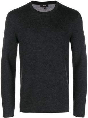 Theory plain basic jumper