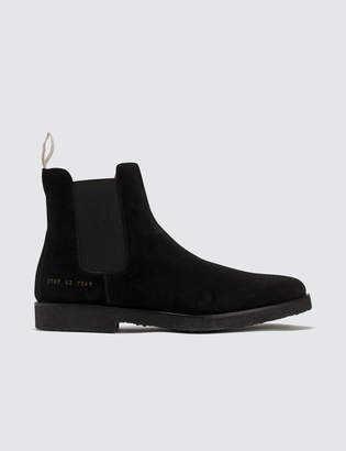 Common Projects Chelsea Boot In Suede
