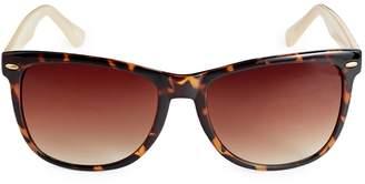 Etereo 55MM Wayfarer Sunglasses