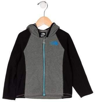 The North Face Boys' Fleece Zip-Up Jacket