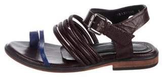 Rachel Comey Leather Slingback Sandals