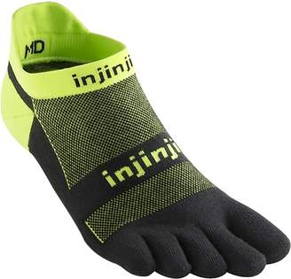 Coolmax Injinji Run Lightweight No-Show Sock