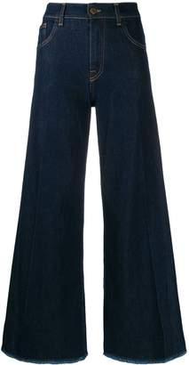 L'Autre Chose wide-leg jeans