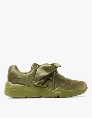 Bow Trinomic in Olive Branch $160 thestylecure.com