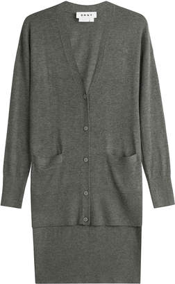 DKNY Cardigan with Wool