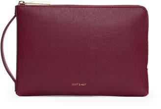 Matt & Nat SEVALG Travel Wallet - Garnet