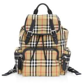 Burberry Signature Check Backpack