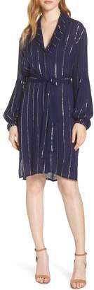 NSR Jordan High/Low Shirtdress