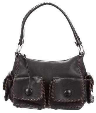 Ghurka Bicolor Leather Bag