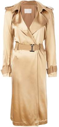 Dion Lee trench coat