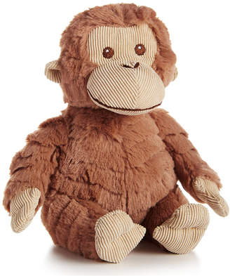 "First Impressions Baby Boys & Girls 8"" Plush Monkey, Created for Macy's"