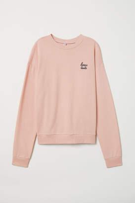 H&M Sweatshirt - Orange