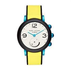 Marc by Marc Jacobs Riley Black Hybrid Smartwatch